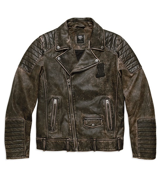 H-D® MENS DISTRESSED #1