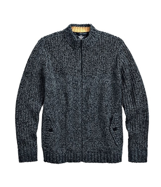 HD Men's Marled Knit Sweat