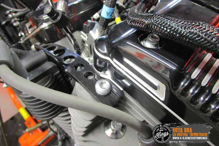 Harley Davidson Perugia Roadster Bombtrack