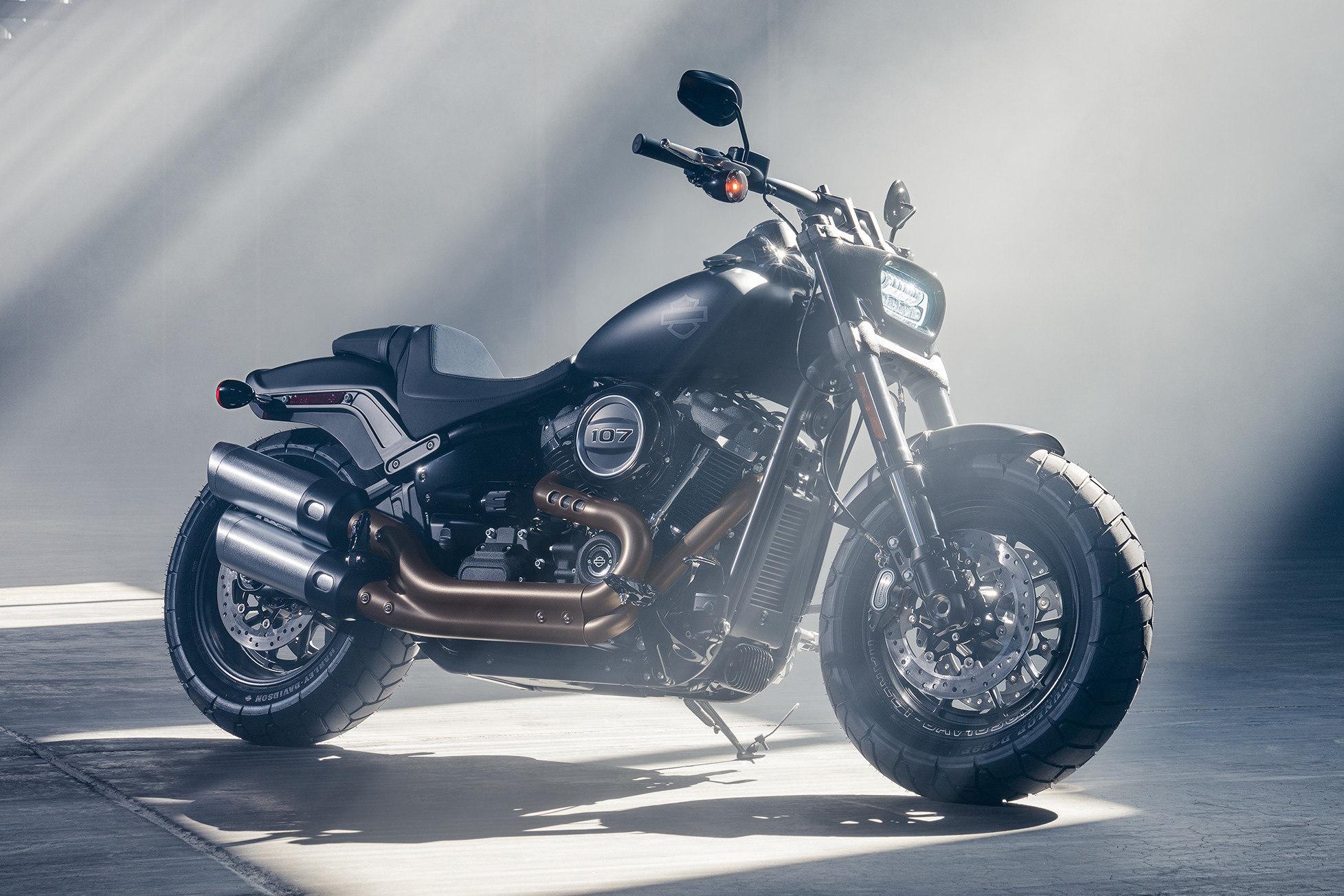 100% di alta qualità miglior posto per vendite all'ingrosso FAT BOB 2018 - Harley-Davidson Perugia