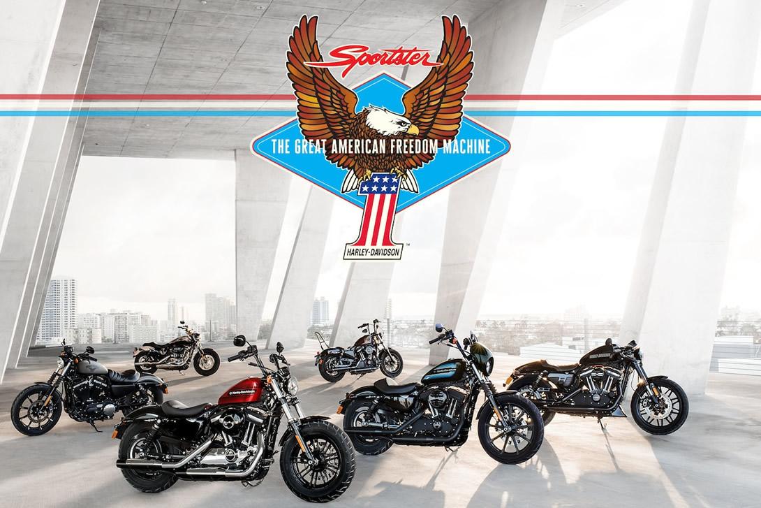 THE GREAT FREEDOM MACHINE - Harley-Davidson Perugia