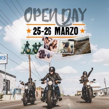 Harley-Davidson Perugia Open Day