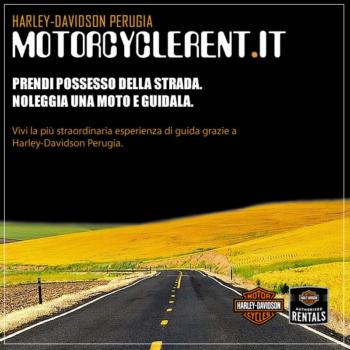 MotorCycleRent by Harley-Davidson Perugia
