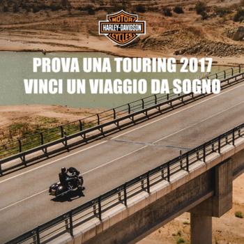 Prova una Touring Vinci un Viaggio da Sogno
