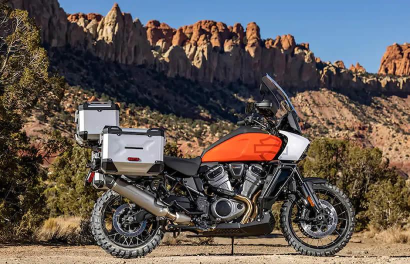 Pan America Harley-Davidson Perugia